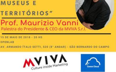 BRASILE: IL NUOVO MARKETING PER MUSEI E TERRITORI