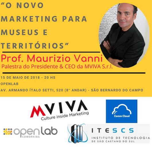 BRASIL: O NOVO MARKETING PARA MUSEUS E TERRITÓRIOS